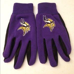 Other - Minnesota Vikings NFL winter gloves